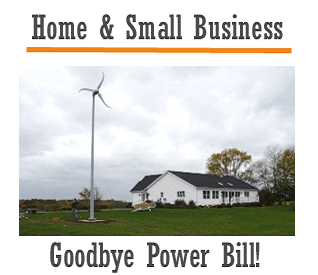 home wind power