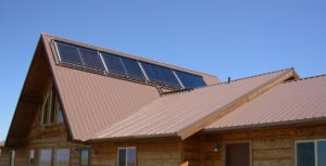 solar thermal panels-intermountain wind and solar