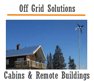 off grid wind power