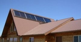 solar thermal systems Utah