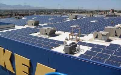 Commerical portfolio intermountain wind solar for Ikea draper ut heures