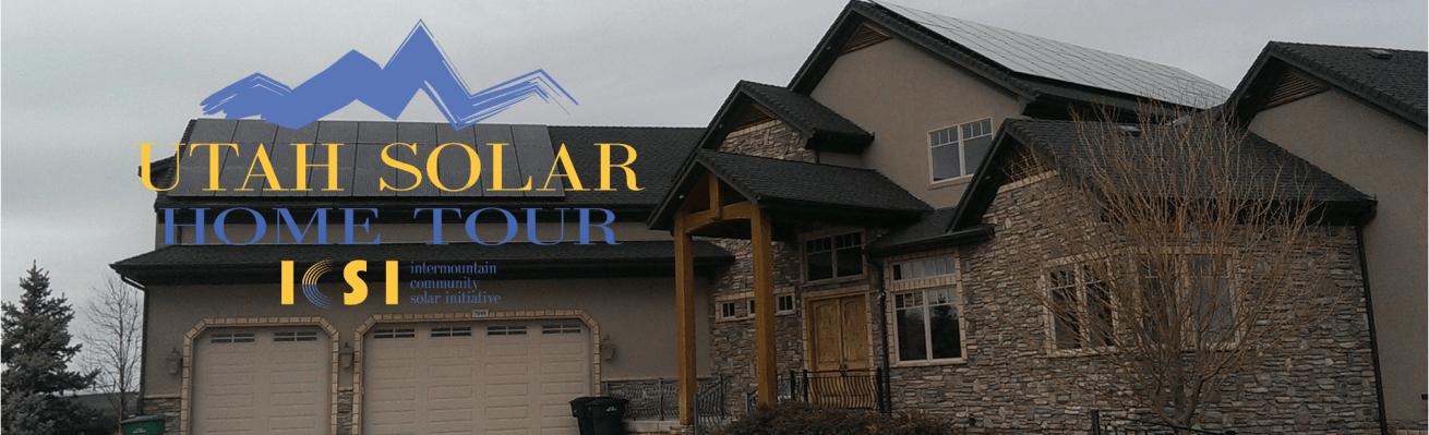 Utah Solar Home Tour