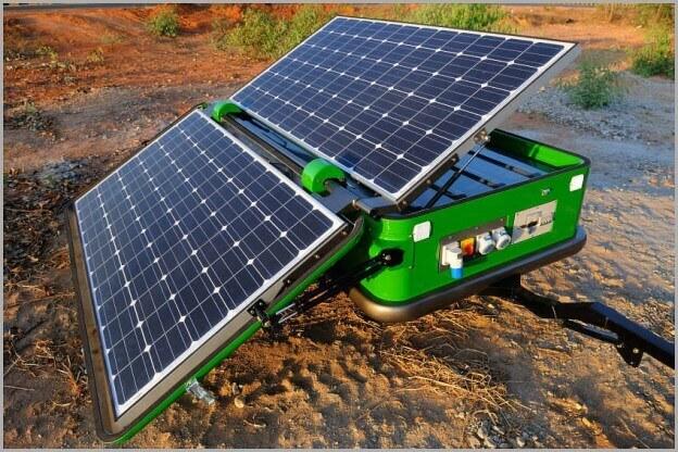 Mobile Solar Trailers Intermountain Wind Amp Solar Salt