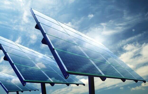 Rotating Solar Panels