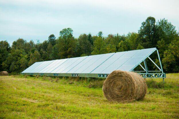 Solar Energy Agriculture