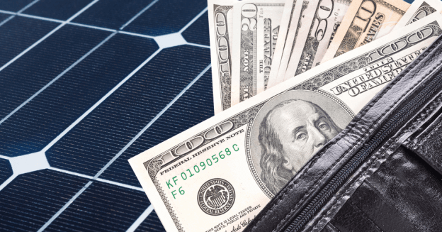 Solar Incentive Cost Reduction
