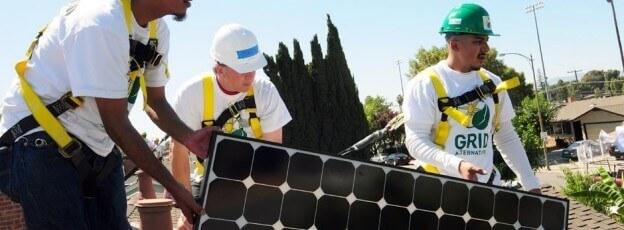Solar Energy Spring Break