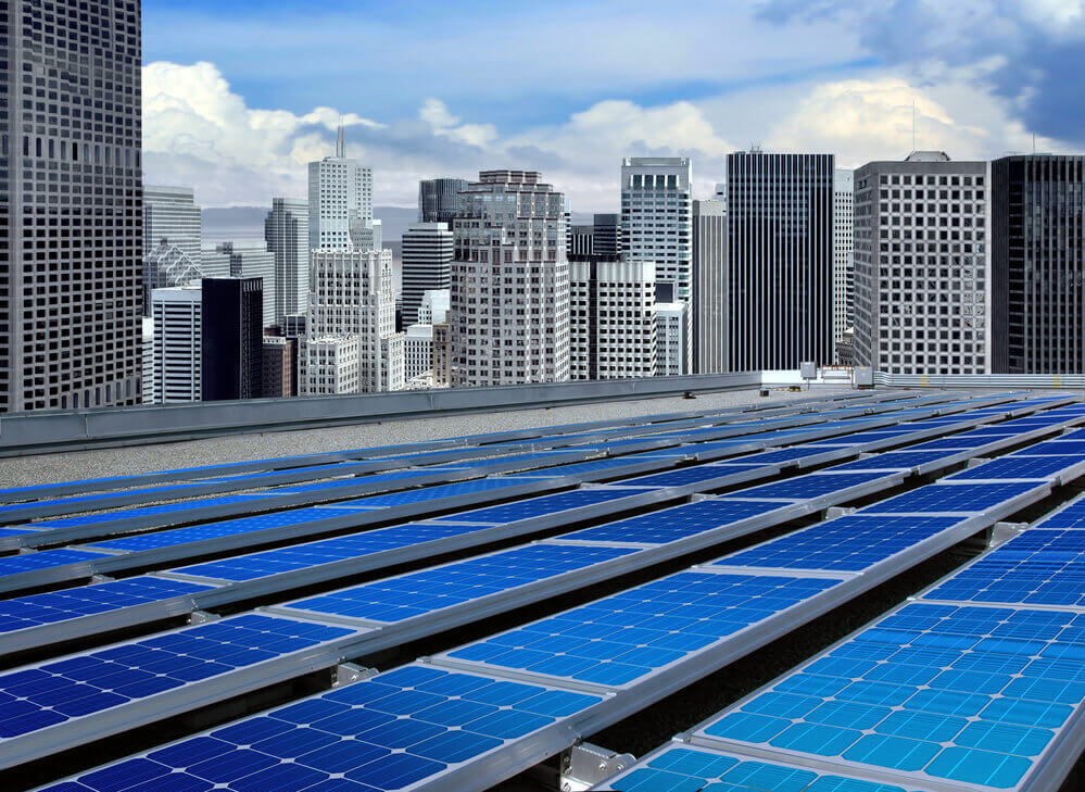 Can You Install Photovoltaic Panels On A Flat Roof