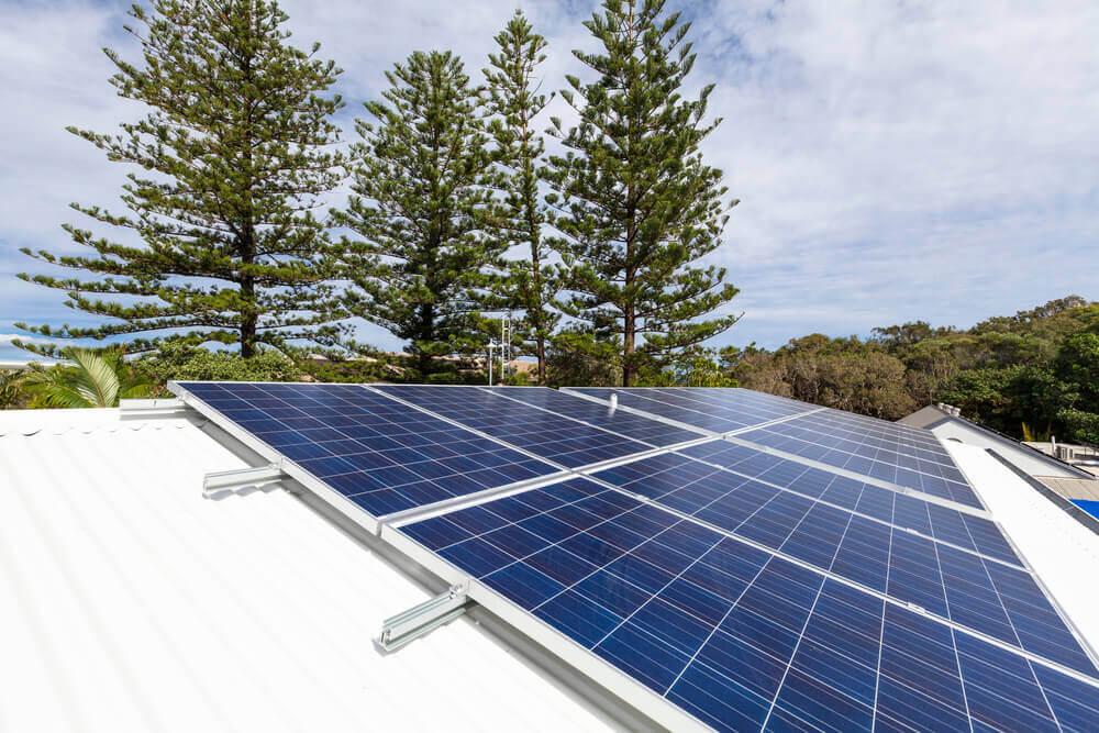 Solar Power Low Energy Bills