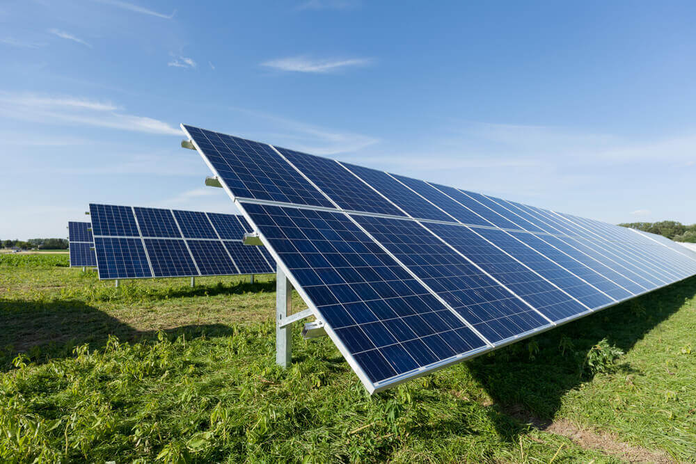 Is a ground mounted solar panel system right for you for Solar ranch