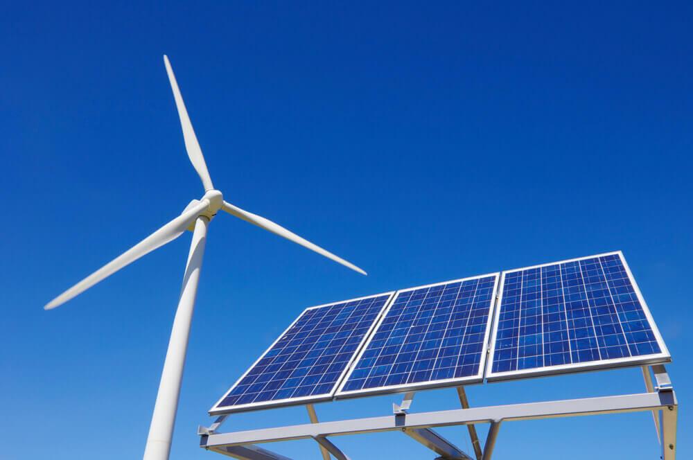 Solar Power vs. Wind Energy