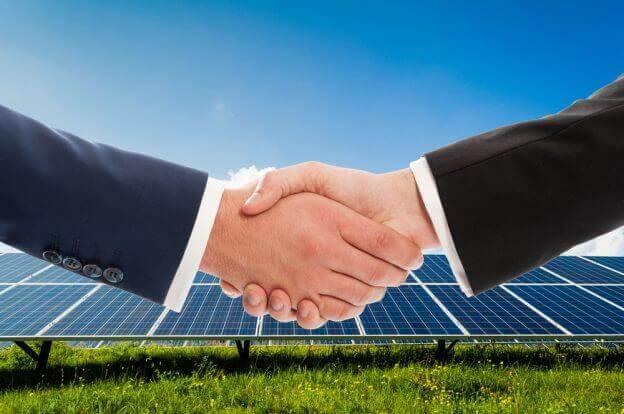 solar donation