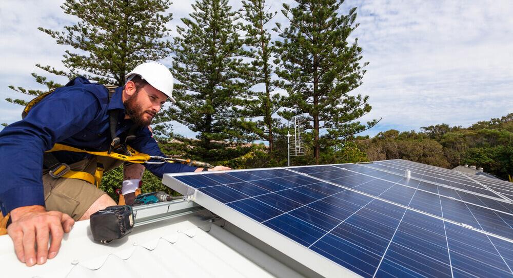 solar panel efficiency Utah