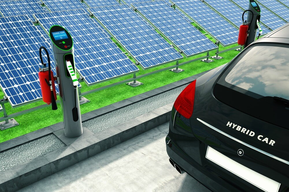 Can You Use Pv Solar To Charge Your Electric Vehicle