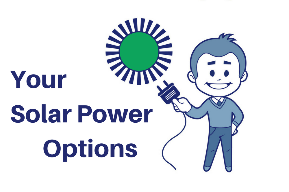 Solar-Power-Options