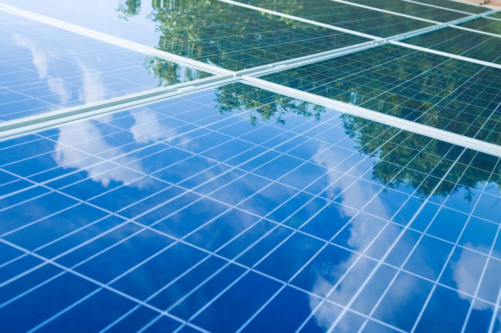 solar energy output