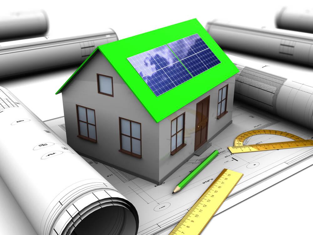Solar Home Efficiency