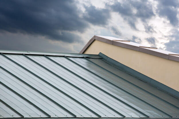Photovoltaic Energy Systems on a Metal Roof