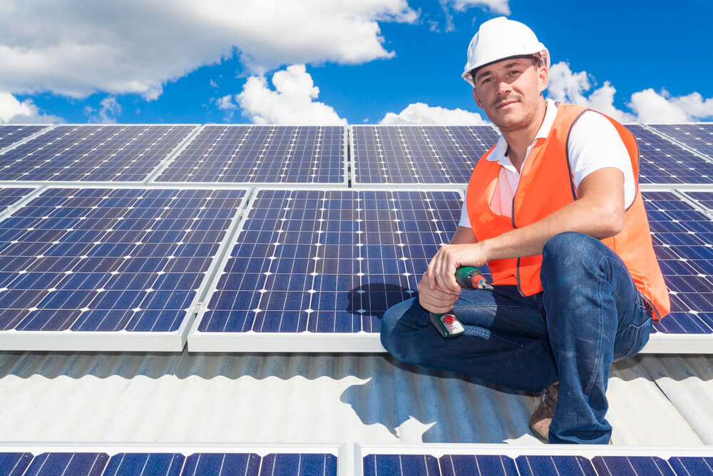 Solar Energy Installers And Nabcep Certification Intermountain