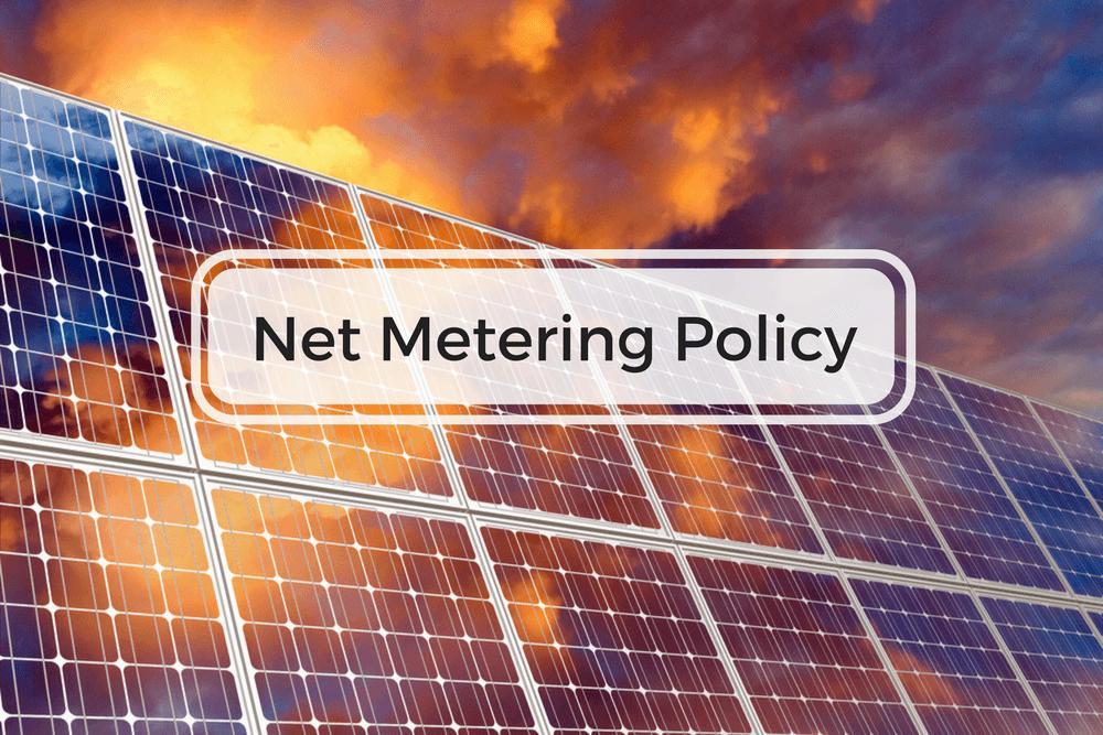 Net Metering Policy