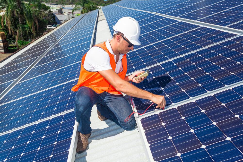 Solar Installation Contractor