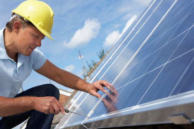 Installing a Solar Energy System