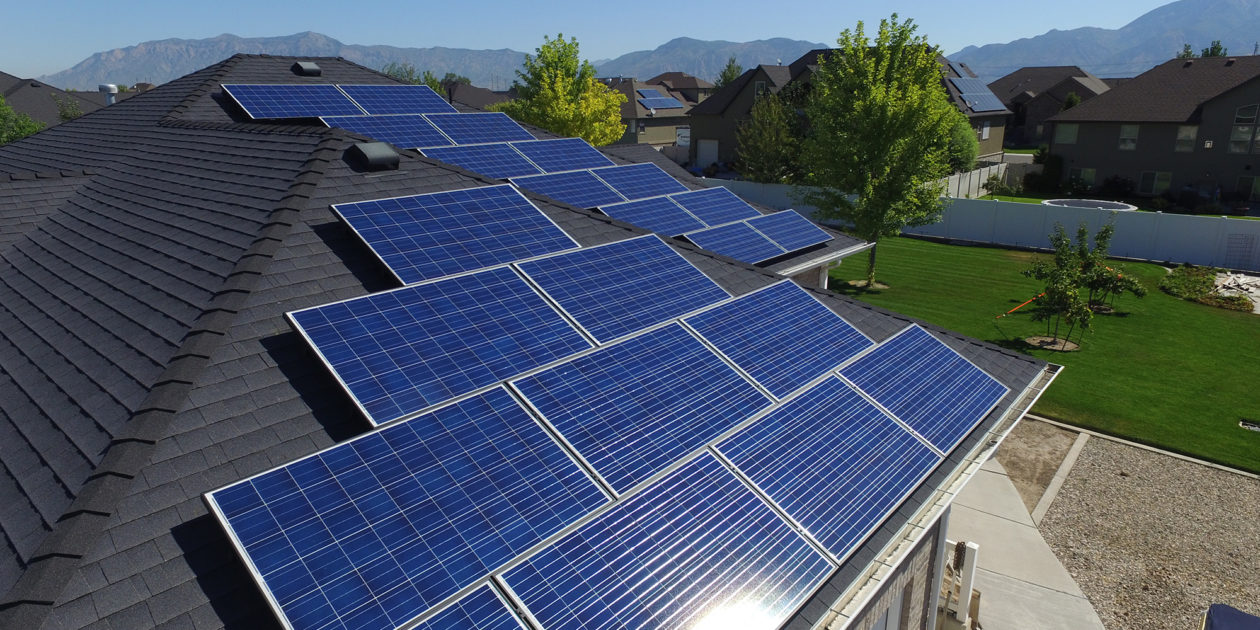 residential solar energy system key components intermountain wind solar. Black Bedroom Furniture Sets. Home Design Ideas
