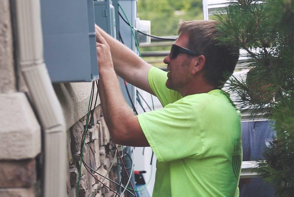 Installing Solar Monitor