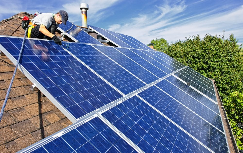 Alternatives to rooftop solar panel installation
