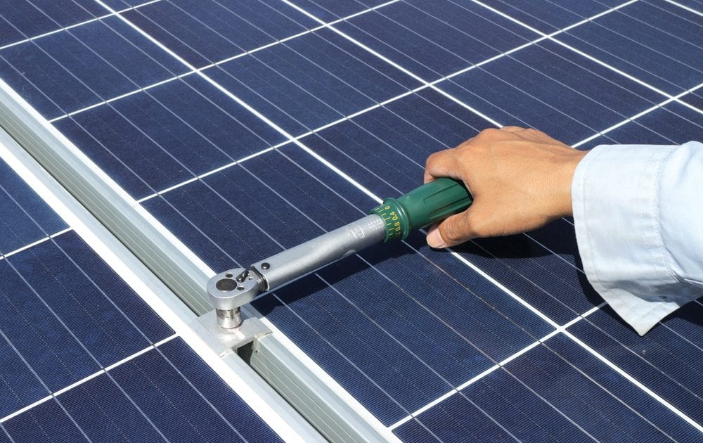 PV Installation Solar Tax Credit
