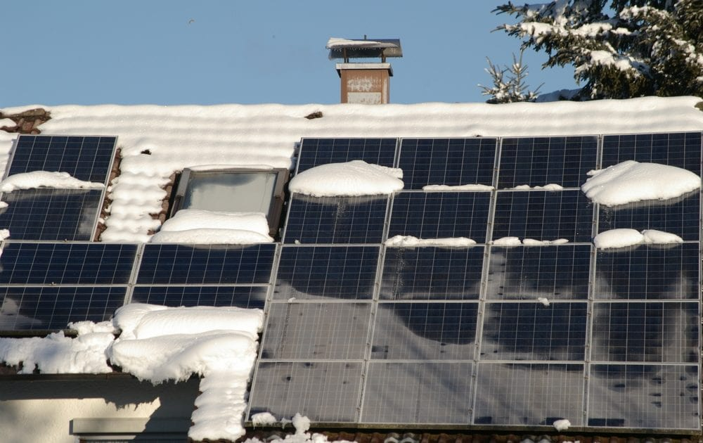 You don't have to wait until summer to get a new residential solar system installed.