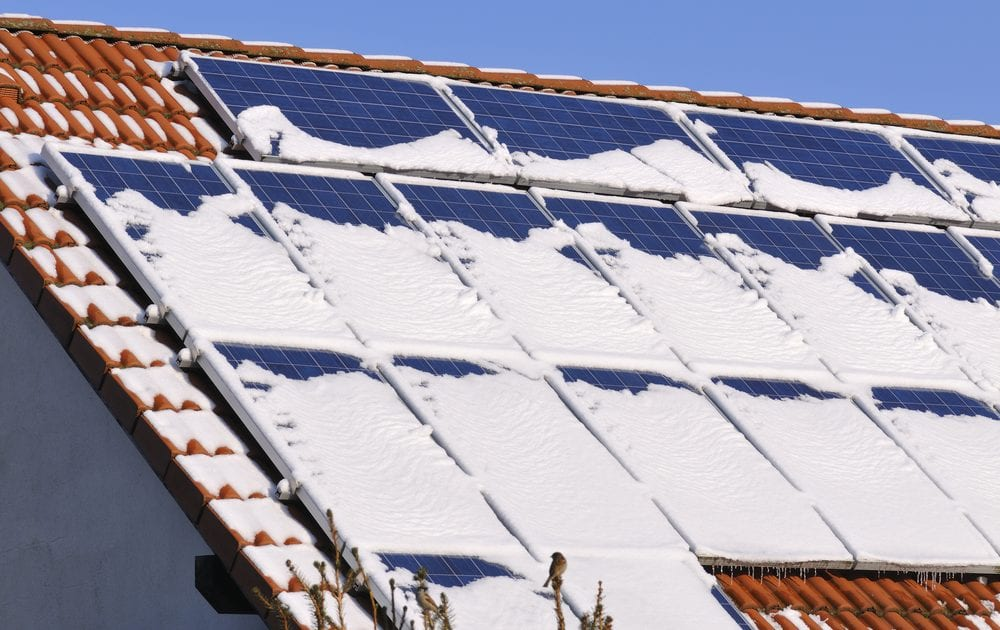 Tips to maintain your solar panels even in cold winters of Utah, Wyoming, and Idaho.