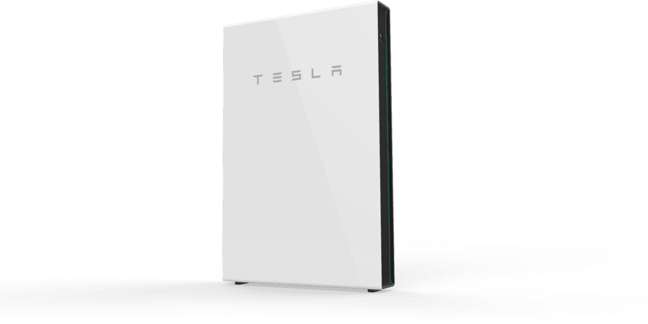 The Tesla Powerwall is the best solar battery backup system available on the market.