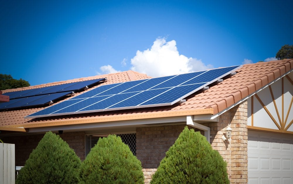 Calculating your total energy needs will help you get a solar energy system for your home.