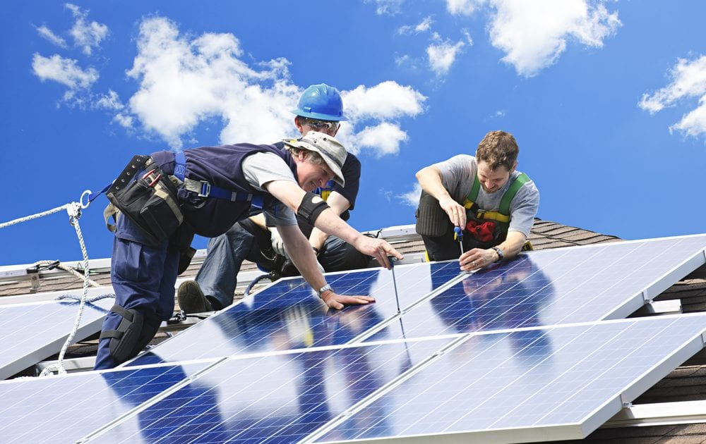Ask these four questions before you hire an installer for your residential solar system.