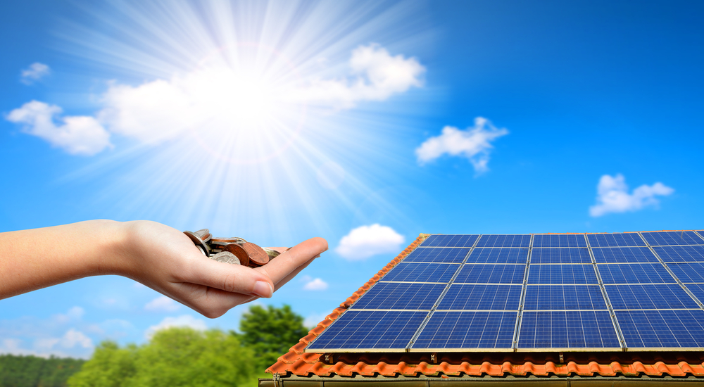 Solar energy is rapidly expanding in terms of demand, and it's getting less expensive.